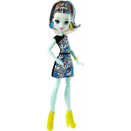 Kukull Frankie Monster High