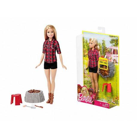 Kukulla Barbie në Fshat