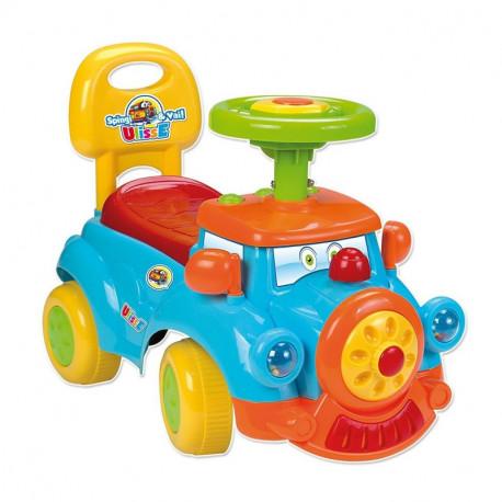 Lekomotive per Femije Ulisse Spingi E Vai
