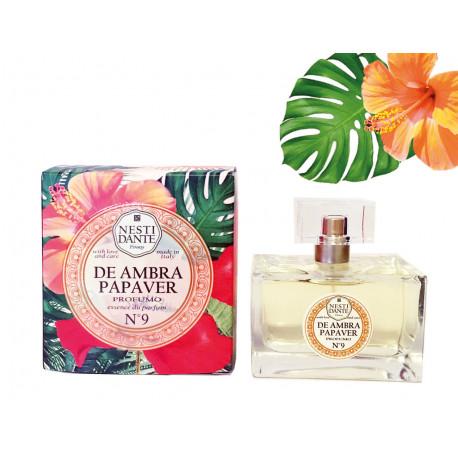 Parfum Nesti Dante De Ambra Papaver + Sapuni Dhurate