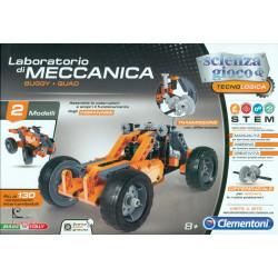 Clementoni Laboratori i Mekanikes Makina Buggy & Quad
