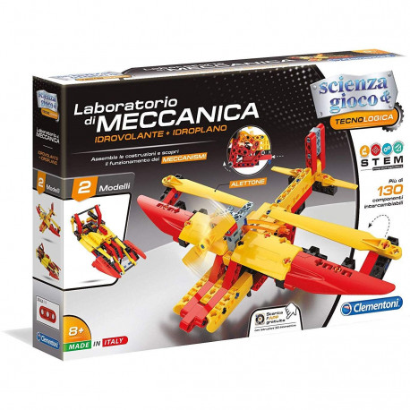 Clementoni Laboratori i Mekanikes Hidroaeroplan