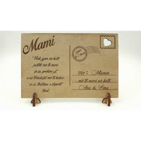 Kartoline Druri e Personalizuar 10x15