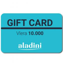 Gift Card Aladini 10000