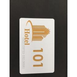 Karte Plastike me Cip e Personalizuar me Gravim