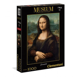 Clementoni Puzzle Museum Mona Lisa 1000 cp