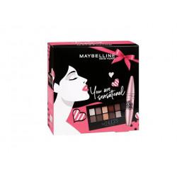 Maybelline Set Rimel Sensational & Palete