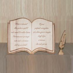 Trofe Druri ne Forme Libri e Personalizuar