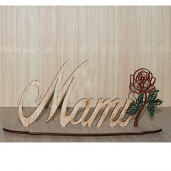 Trofe druri e personalizuar MAMI 25*15