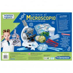 Clementoni Loder Microscopio Scientifico