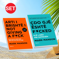 Motivimi me trajnerin Mark Manson