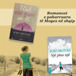 Romancat e paharruara te Jojo Moyes - set 2 libra