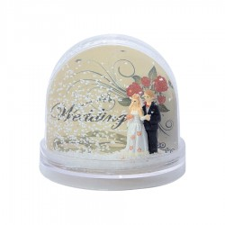 Glob-Kornize Wedding
