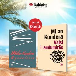Edhe dy romane te Milan Kunderes
