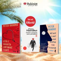 Edhe 3 romane te nobelistit Handke