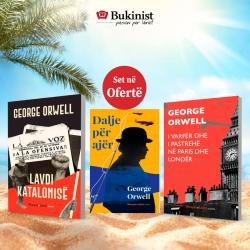 Edhe 3 libra te tjere nga George Orwell