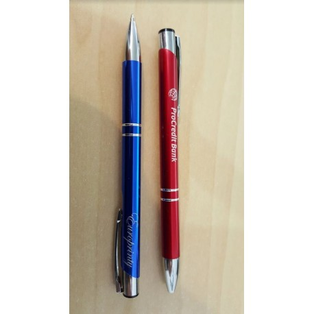 Stilolapsa Metalike te Personalizuar