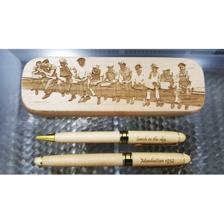 Set Stilolapsa ne Kuti te Personalizuara