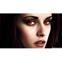 Lente Kontakti Halloween Red Twilight