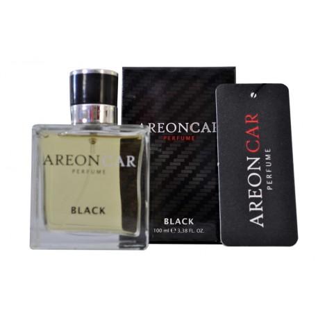 Aromatik  Areon Car Perfume Black 100ml