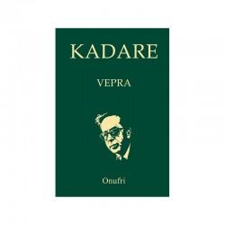 Ismail Kadare, 20 veprat e tij ne kolane