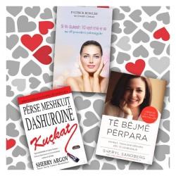 Libra për femra të suksesshme - set 3 libra