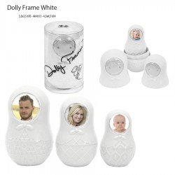 Kukulla Matrioshka Dolly Frame White