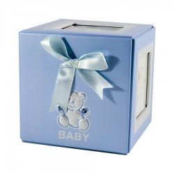 Kuti Dhurate Blu 4X6X6