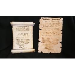 Papirus druri i Personalizuar