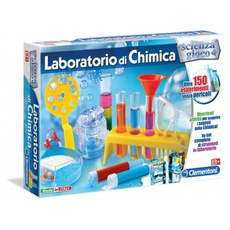 Laboratori i Madh i Kimise