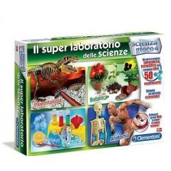 Super Laboratori i Shkencetareve Clementoni